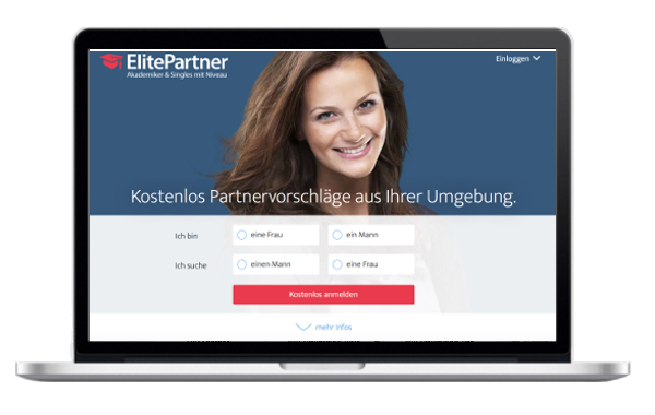 ElitePartner - Partnervermittlung