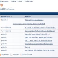 FriendScout24 Mitglieder-Profil - das neue FriendScout24 Mitgliederprofil - Posteingang - Nachrichten - gesendete Objekte