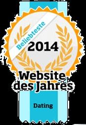 Lablue Auszeichnung - Website-des-Jahres-2014