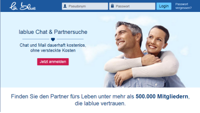 Partnersuche lablue test [PUNIQRANDLINE-(au-dating-names.txt) 29