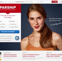 PARSHIP - Deutschlands große Partnervermittlung - PARSHIP Anmeldung kostenlos - Jetzt kostenlos bei PARSHIP anmelden und Partnersuche starten