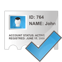 Veriziertes Profil und Fake Profile