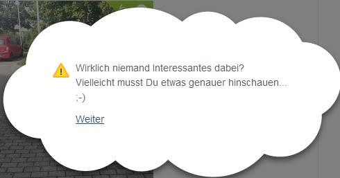 maybe, were mistaken? Flirten ist anstrengend opinion you are mistaken
