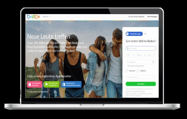 badoo.com - Flirten - Freundschaften - grösstes Single-Portal