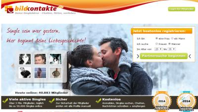 Bildkontakte.de, deine Singlebörsen - chatten, flirten, verlieben - mit über 3 Millionen Singles eine der größten Singlebörsen in Deutschland