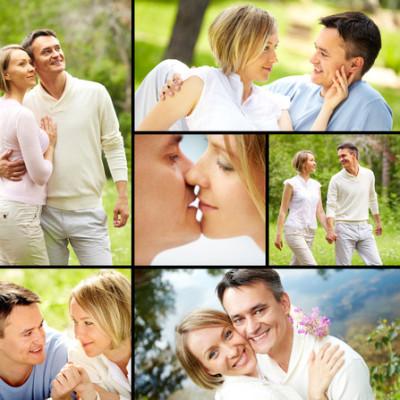 Ratgeber Erfolgreiche Partnersuche im Internet für Singles ab 30, 40, 50, 60 Jahren