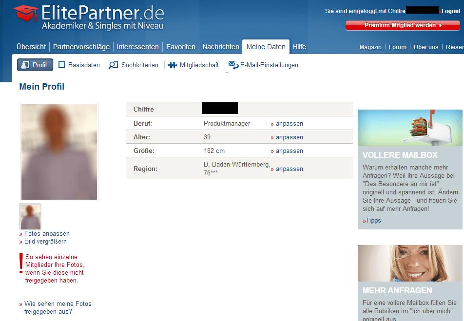 elite single erfahrungen Råholt