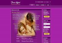 FirstAffairs - der diskrete, anonyme und unkomplizierte Seitensprung - Casual Dating Portale: Fremdgehen im Internet mit Erfolg