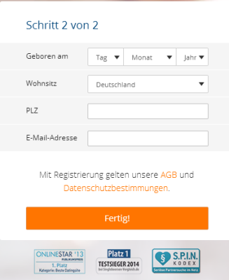 Friendscout Löschen Profil