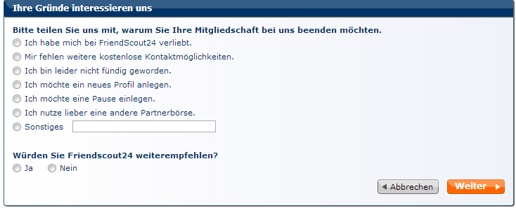 single kontaktbörsen kostenlos Wolfenbüttel
