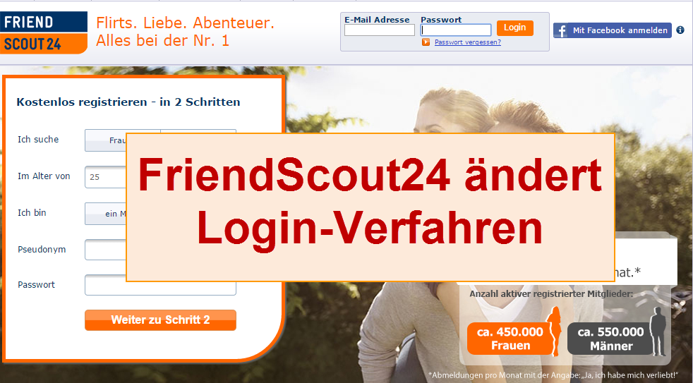 friendscout login