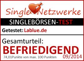 Lablue Test/ Testbericht: Singlebörsen-Test über Lablue mit Erfahrungen