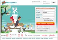 match-patch.de - Partnersuche mit Familiensinn für alleinerziehende Mutter Vater mit Kind/ Kinder