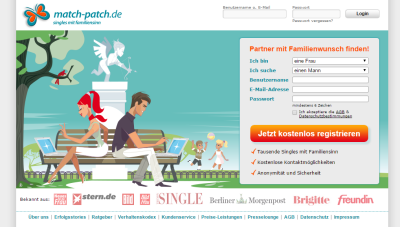 Neue Dating-Website in der Welt