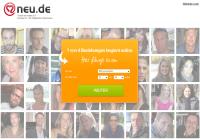 Neu.de - Das Kontaktanzeigen Portal für Singles