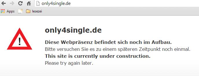 Website Ist Nicht Erreichbar