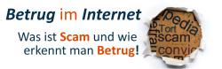 Scam - Betrug im Internet in Singlebörsen bei der Partnersuche
