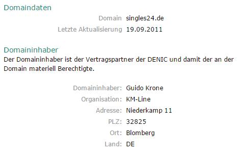 test edarling Karlsruhe